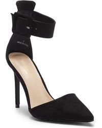 Elegant Footwear - Tavia Pointed Toe Pump - Lyst
