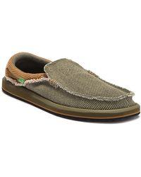 Sanuk - Chiba Slip-on Sneaker (men) - Lyst