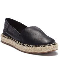 ALDO - Hairabeth Leather Espadrille Loafer - Lyst