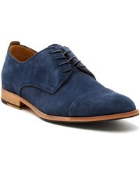 Kenneth Cole - Begin Here Leather Derby - Lyst