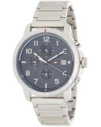 Tommy Hilfiger - Men's Travis Chronograph Bracelet Watch, 44.5mm - Lyst