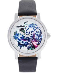 Christian Lacroix - Women's Terre De Feu Quartz Watch, 37mm - Lyst