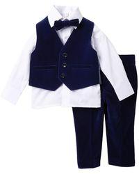Isaac Mizrahi New York - Velvet 4-piece Suit (baby) - Lyst