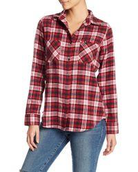 Rip Curl - Bonfire Flannel Shirt - Lyst