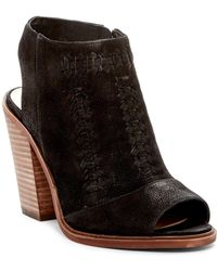 Vince Camuto - Katri Woven Bootie (women) (nordstrom Exclusive) - Lyst