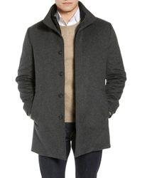 John W. Nordstrom - (r) Hudson Wool Car Coat - Lyst