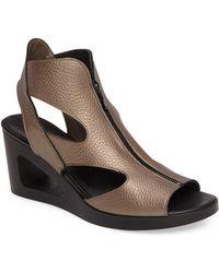 Arche - Vahiro Cutout Wedge Sandal (women) - Lyst