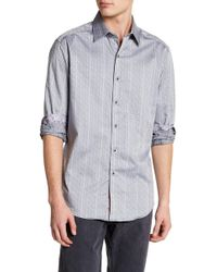 Robert Graham - Old Bridge Woven Regular Fit Shirt - Lyst