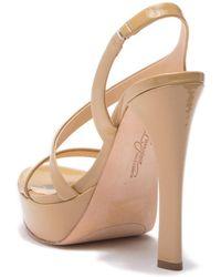 76f1db4b98ed Imagine Vince Camuto - Piera Platform Sandal - Lyst