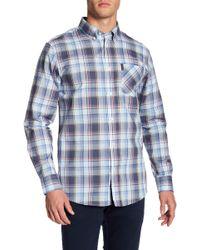 Ben Sherman - Summer Plaid Regular Fit Shirt - Lyst