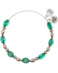 ALEX AND ANI - Radiance Forest Expandable Bangle - Lyst