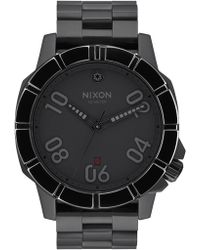 Nixon - Men's Ranger Sw Watch, 44mm - Lyst