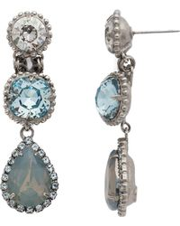 Sorrelli - Raindrop Earrings - Lyst