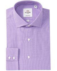 Ben Sherman - Tailored Slim Fit Roy Dress Shirt - Lyst
