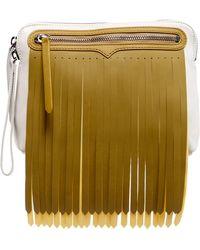 Hunter | Original Rubber Fringe Leather Pouch | Lyst