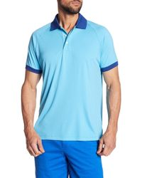 Brooks Brothers - Gold Solid Polo Shirt - Lyst