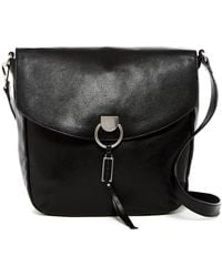 Cate Riley - Ava Leather Convertible Hobo - Lyst