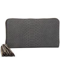 Deux Lux - Juniper Zip Wallet - Lyst