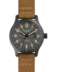 Filson - Men's Mackinaw Field Watch - Lyst