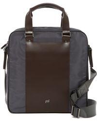 Porsche Design - Shyrt Nylon & Leather Brief Bag - Lyst