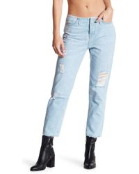 Big Star - Helix Boyfriend Jeans - Lyst