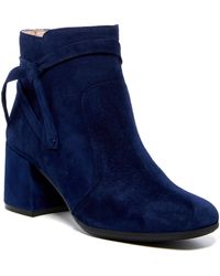 Patricia Green | Tie Suede Boot | Lyst