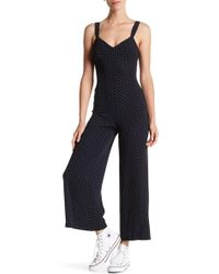 Bailey 44 - Martingale Polka Dot Jumpsuit - Lyst
