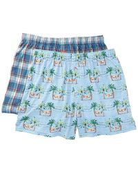 Tommy Bahama - Holiday Knit Boxers - Pack Of 2 - Lyst