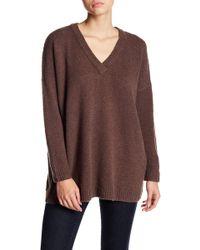 Workshop - V-neck Pullover Sweater - Lyst