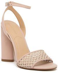 Kendall + Kylie - Kk Genna Leather Sandal - Lyst