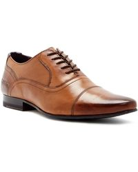 Ted Baker - Rogrr 2 Leather Cap Toe Oxford - Lyst