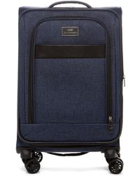 """Ben Sherman - Durham 20"""" 8-wheel Expandable Carry-on - Lyst"""