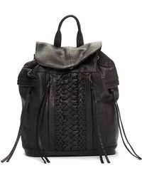 Day & Mood - Marie Leather Backpack - Lyst