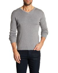 CALVIN KLEIN 205W39NYC - V-neck Long Sleeve Jumper - Lyst