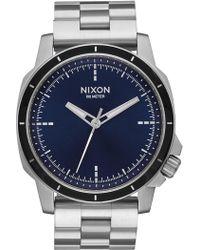 Nixon - Men's Ranger Ops Analog Quartz Bracelet Watch, 45mm - Lyst