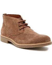 Gordon Rush - Briggs Leather Chukka Boot - Lyst