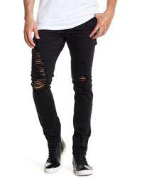 Zanerobe - Joe Blow Distressed Jeans - Lyst