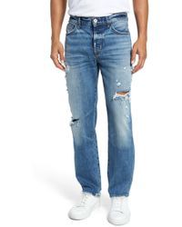Hudson Jeans - Dixon Easy Straight Fit - Lyst