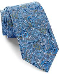 Robert Talbott - Estate Paisley Silk Tie - Lyst