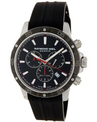 Bulova - Tango Chronograph Watch, 43mm - Lyst