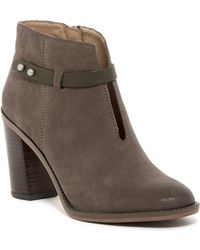 Franco Sarto - Elvis Bootie - Wide Width Available - Lyst