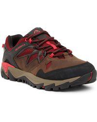 Merrell - All Out Blaze 2 Waterproof Hiking Shoe - Lyst