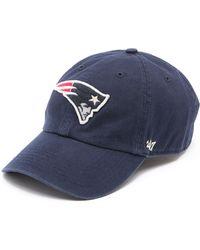 Lyst - 47 Brand New England Patriots Breakaway Knit Hat in Gray for Men c82c4cdc4