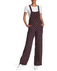 A.L.C. - Kitt Patterned Silk Jumpsuit - Lyst