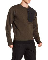 New Balance - 247 Luxe Crew Sweatshirt - Lyst