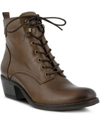 Spring Step - Nario Combat Boot - Lyst
