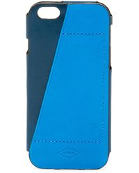 Fossil - Iphone 6 Leather Case - Lyst