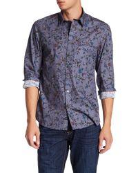 Benson | Vine Print Regular Fit Shirt | Lyst