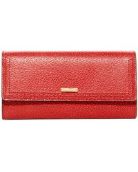 Lodis | Stephanie Cami Rfid Leather Wallet | Lyst