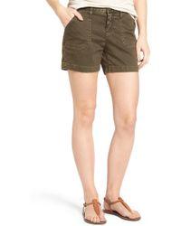 Caslon - (r) Utility Shorts (regular & Petite) - Lyst